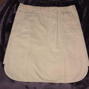MARNI khaki skirt